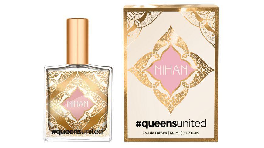 Das Queens United Nihan Parfum Punktet Durch Viel Power Und