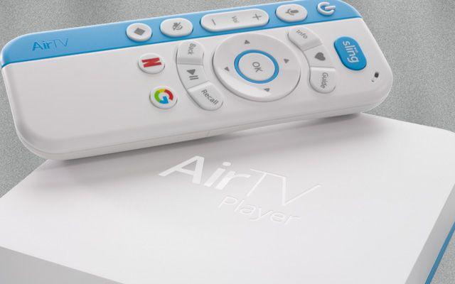 Air TV Player with Remote