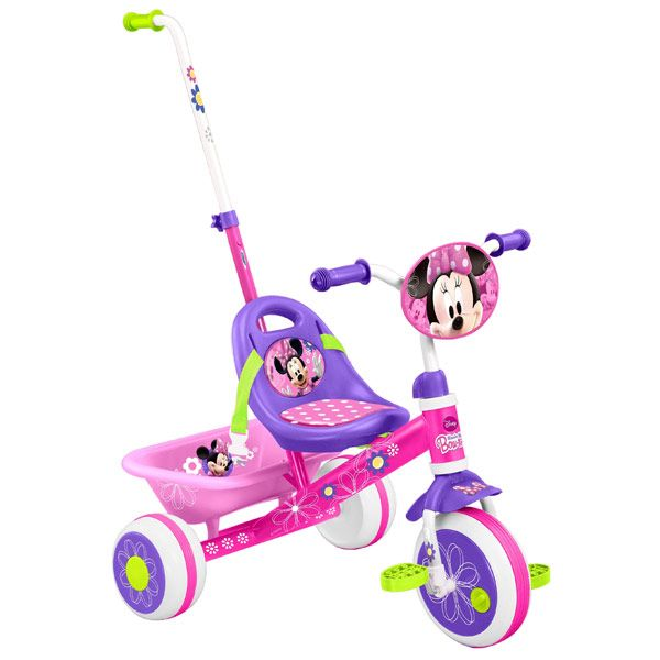Minnie Mouse Trike Minnie Mouse Trike Smyths Toys