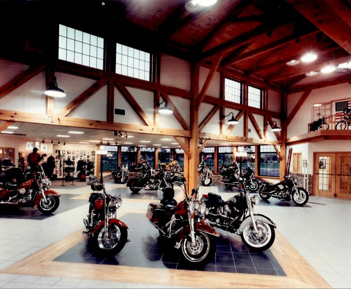 kutter h-d, janeseville, wi, design and timber frame