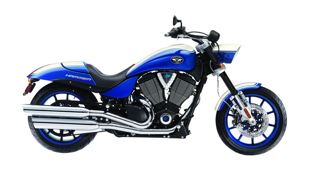 2009 victory motorcycles victory hammer victory
