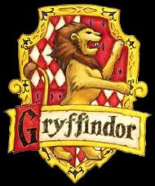 gryffindor logo yes home of harry potter harry