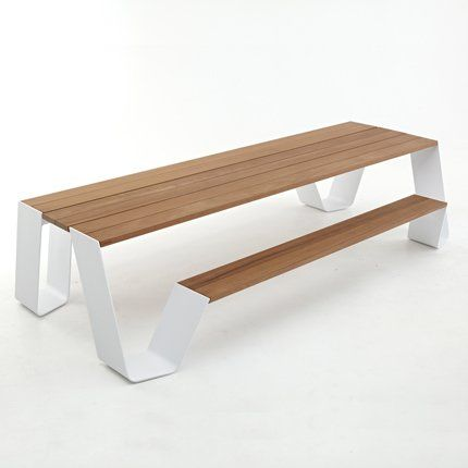 table hopper emu - Table Cuisine Avec Banc