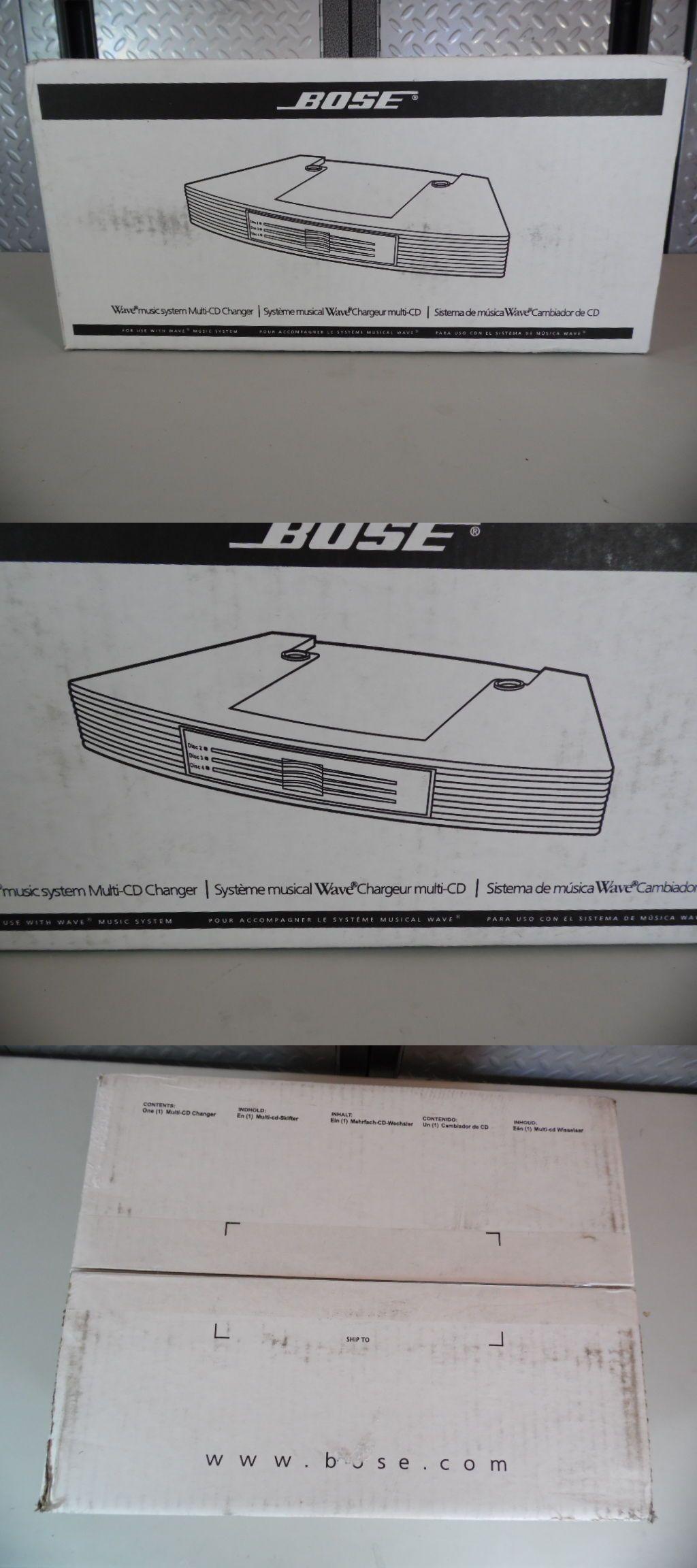 compact and shelf stereos new bose wave multi 3 cd changer manual rh pinterest co uk Bose Radio and CD Changer Bose Wave CD Changer