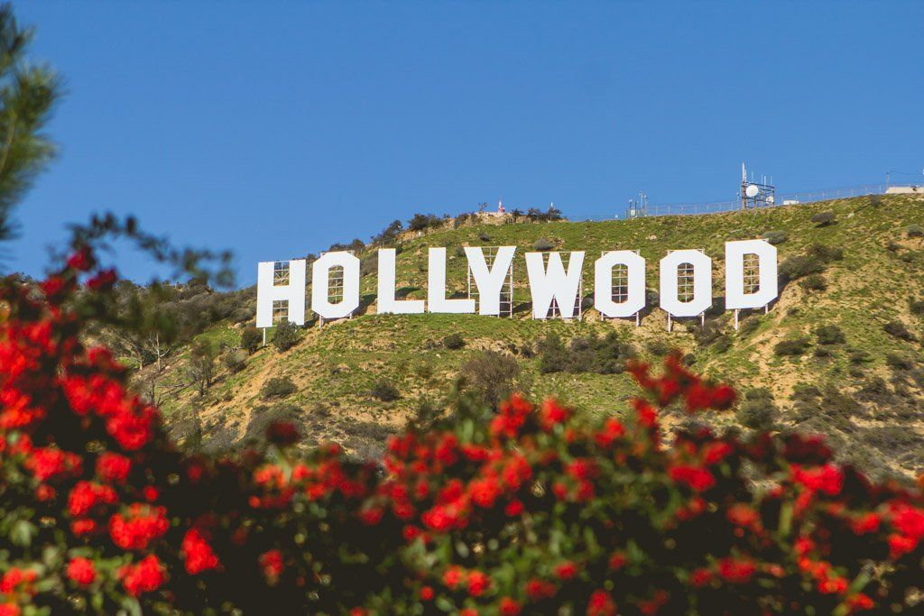 Best hollywood sign photo spots hollywood sign