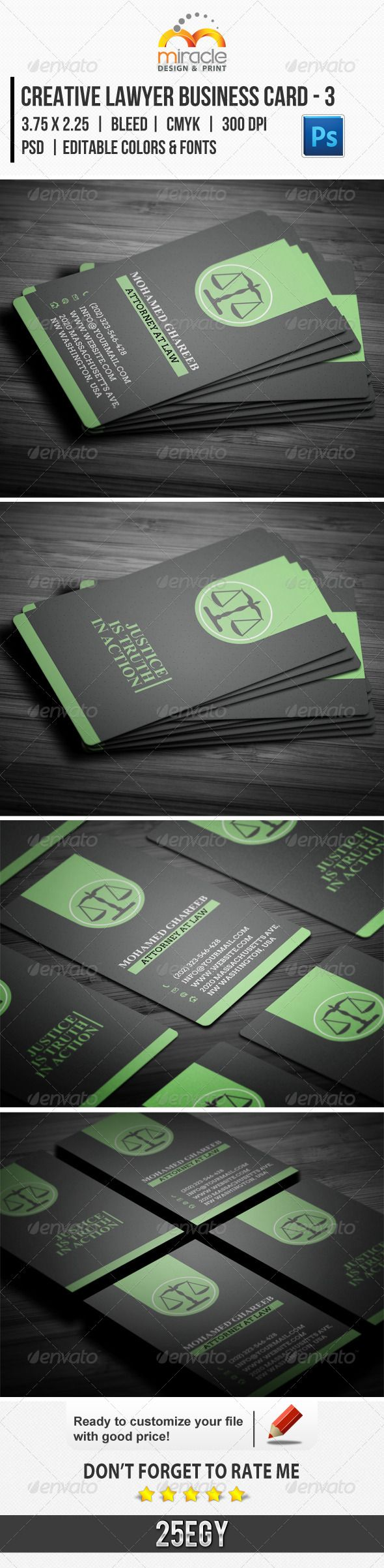Creative lawyer business card 3 business cards edit text and creative lawyer business card 3 graphicriver creative lawyer business card 3 creative and clean lawyer business card editable text layers or colors colourmoves