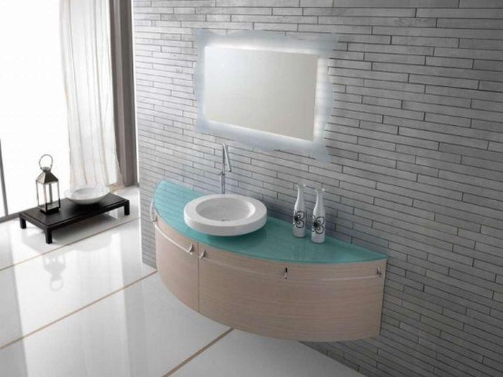 Moderne Badezimmer Beleuchtung Design Schafft Ein Harmonisches ...