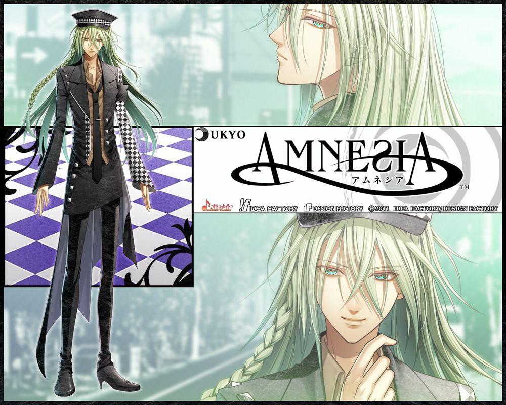 Ukyo Amnesia Anime Characters Database Amnesia