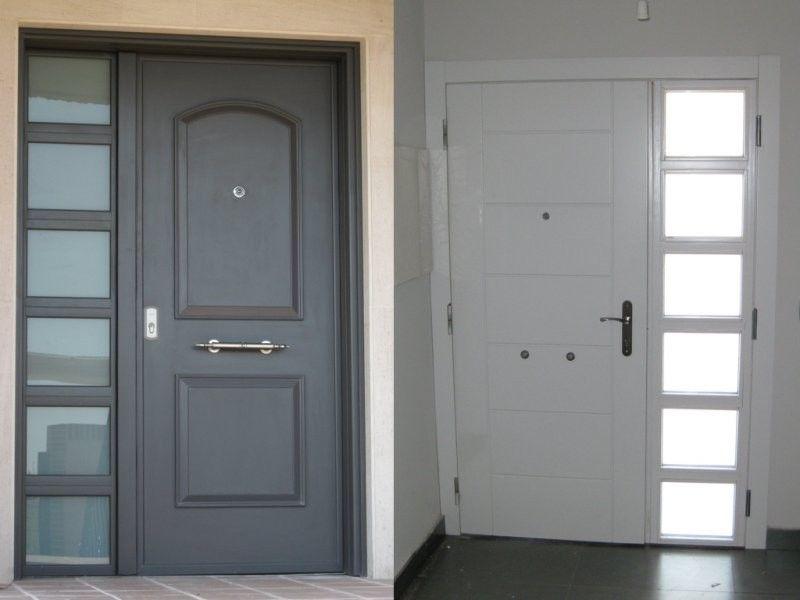 Fabricacion y venta de puertas de calle cocheras naves - Puertas de cocheras ...