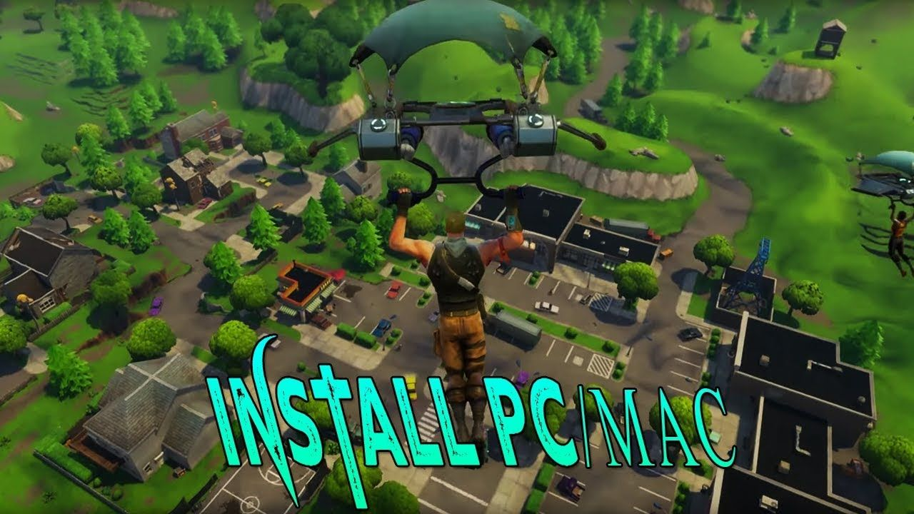 How to get fortnite on pc windows 10 free