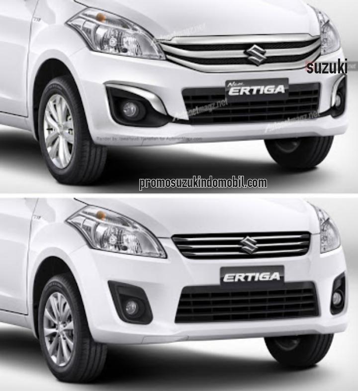 Suzuki Ertiga Facelift Tampil di GIIAS 2015?? Mobil baru