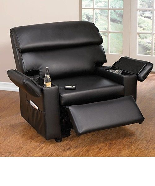 Incredible Big And Tall Electric Recliners Storage Chair At Home Cjindustries Chair Design For Home Cjindustriesco