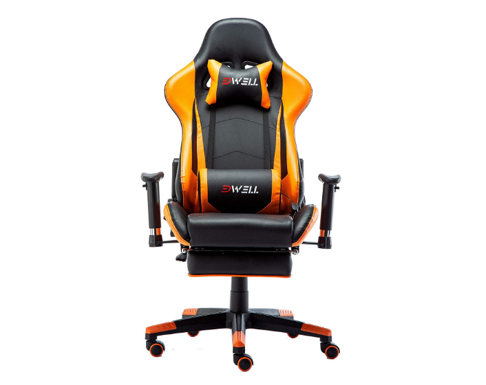 Wondrous Edwell Computer Gaming Chair Height Flexible Swivel Pc Caraccident5 Cool Chair Designs And Ideas Caraccident5Info