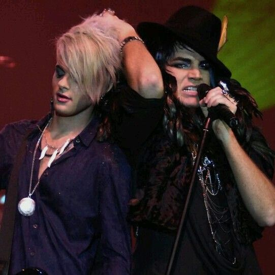Adam Lambert Tommy Joe Ratliff Adommy With Images Adam