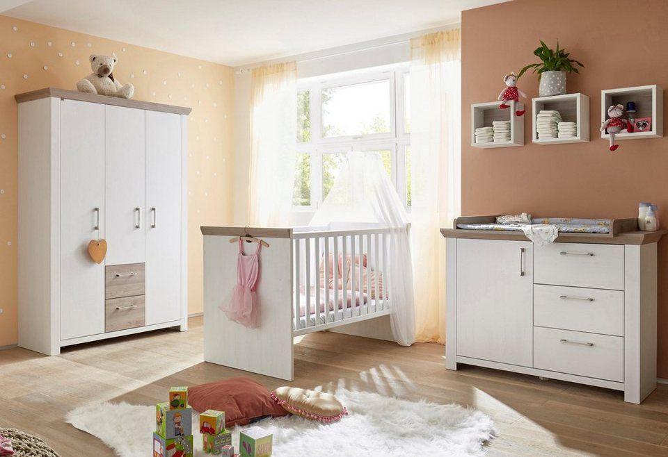 Babyzimmer Komplettset Stralsund 3 Tlg Bett