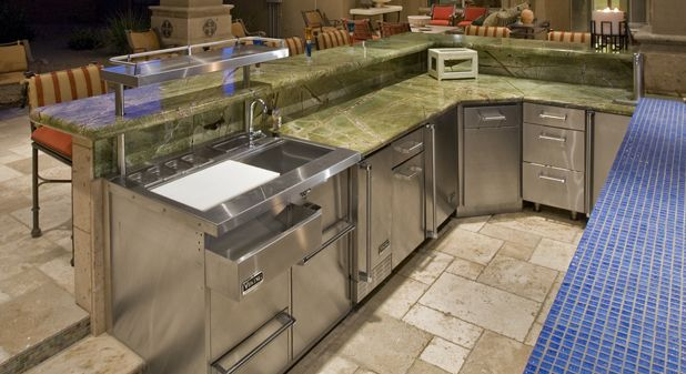 Viking Outdoor Kitchens Viking Range Corporation