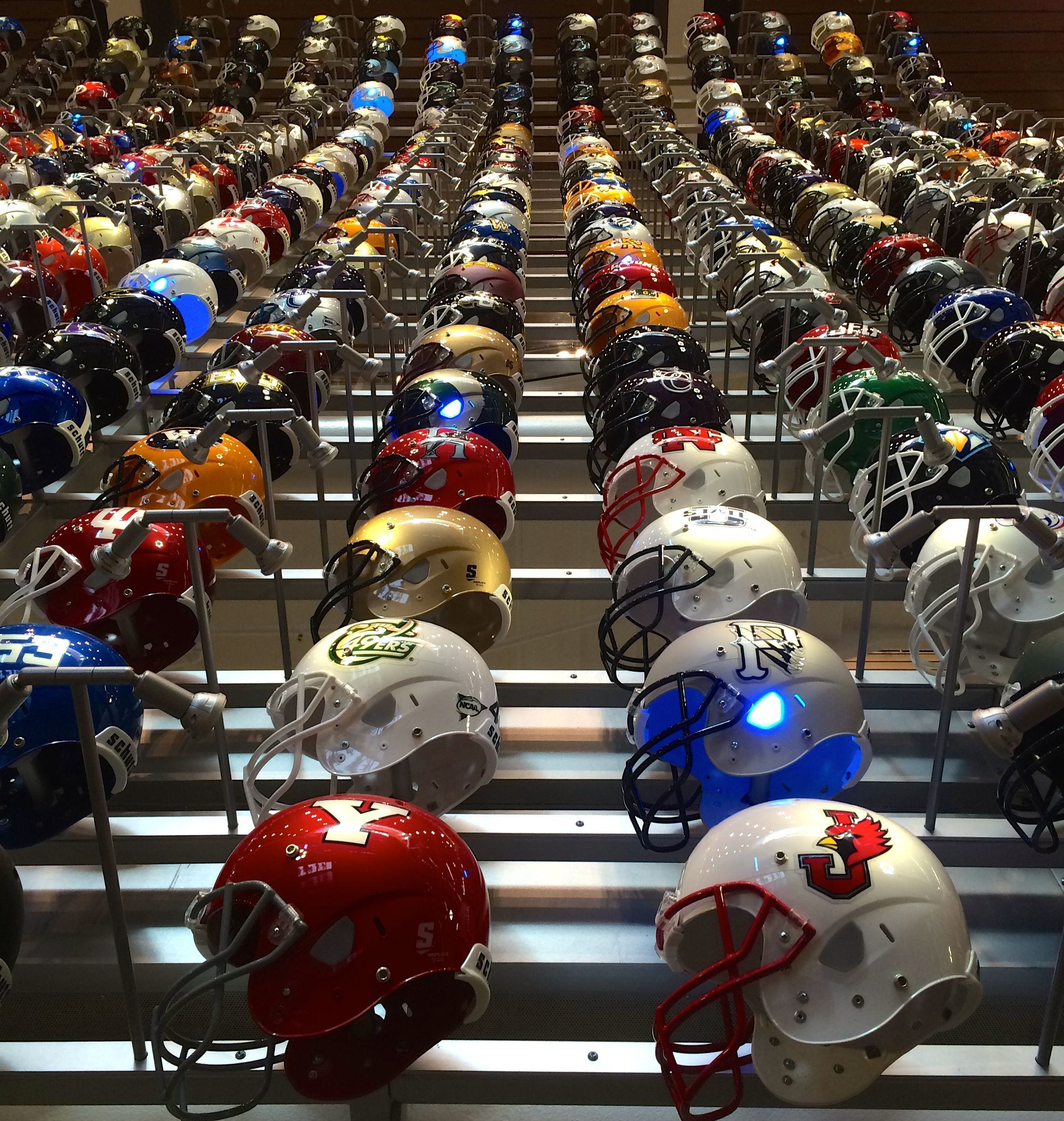 College Football Hall Of Fame In Atlanta