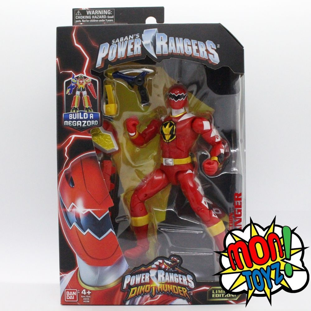 "Power Rangers Legacy Dino Thunder White Ranger 6/"" Action Figure"