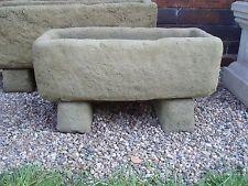 Stone Garden Troughs Stone troughs and planters garden design ideas stone garden trough planter tub jans present ideas pinterest workwithnaturefo