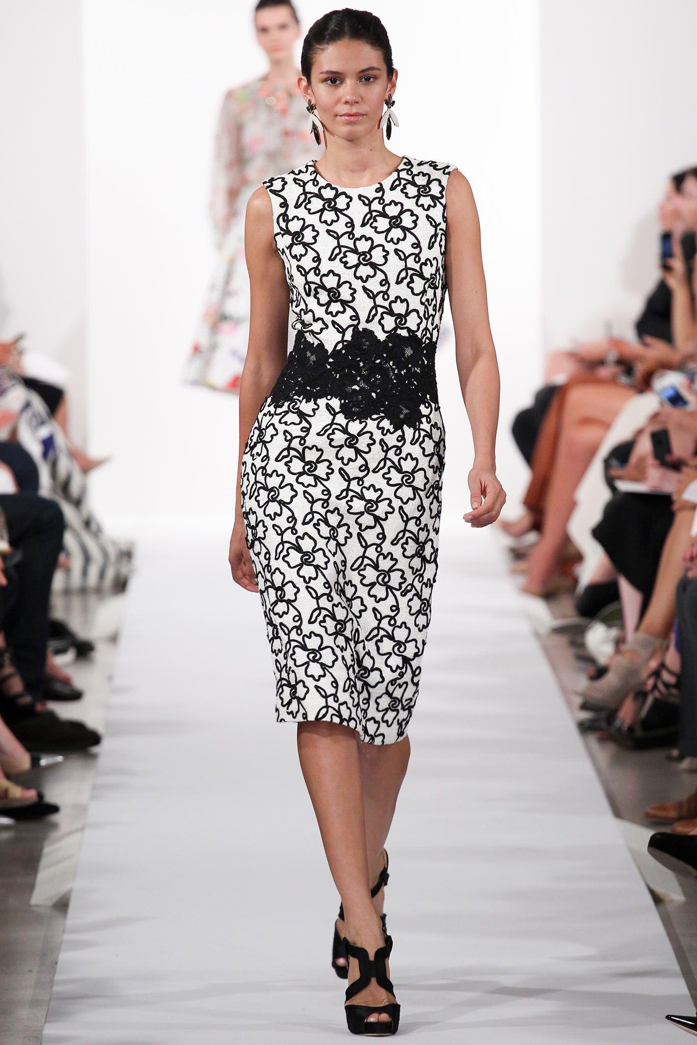 Oscar de la Renta Spring 2014 Ready-to-Wear Collection Photos - Vogue