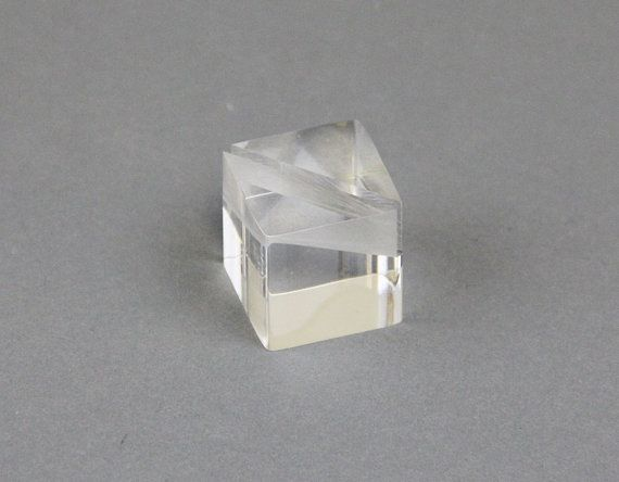 Place Card Holder, Cube Card Holder, Acrylic Cube Stand, Card Display, Signs