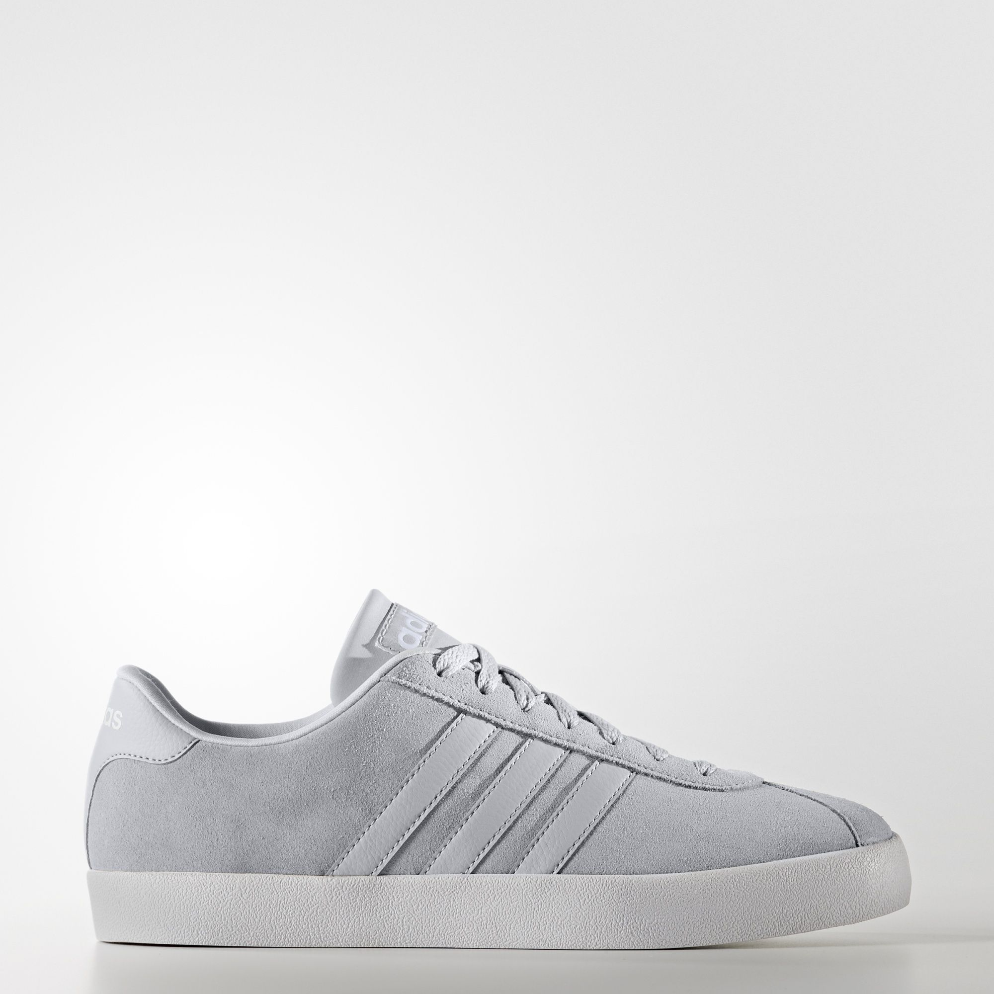 37b75d68b adidas Men s VL Court Vulc Shoes - Grey