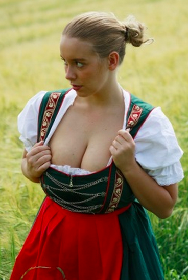 Have sexy hot dirndl tits upload thank