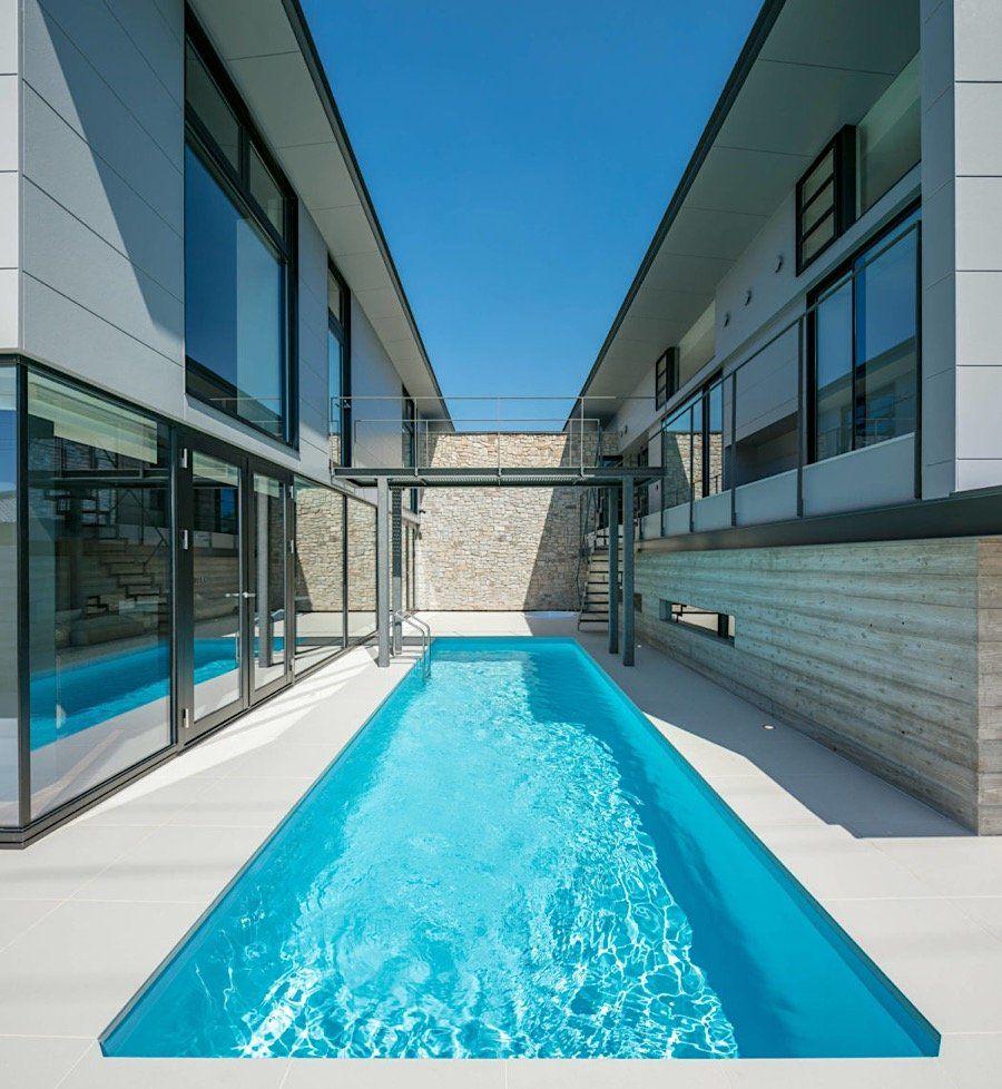 Ein modernes Haus in Japan, geplant von Ichiro Tanaka Der japanische ...