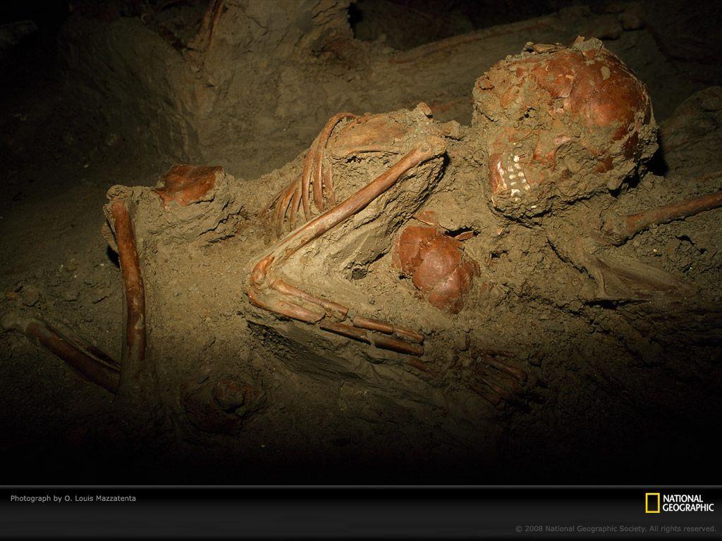 Found In Herculaneum From Mt Vesuvius Eruption 79 AD Aug