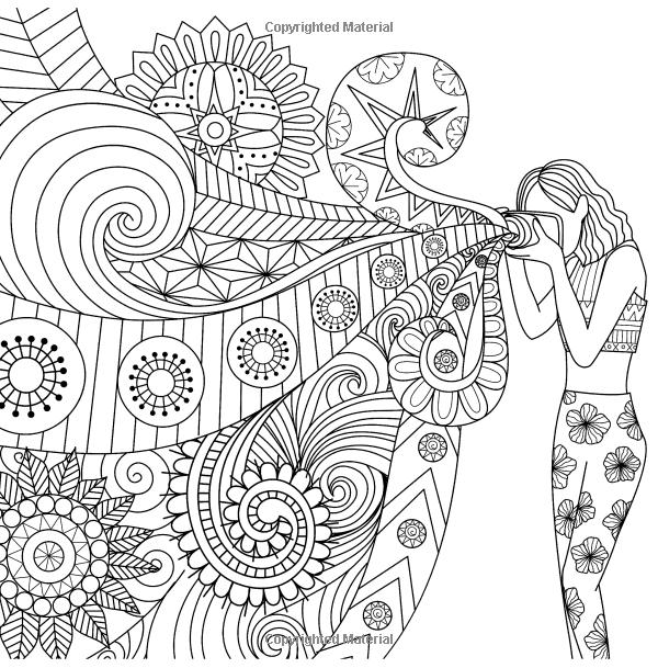 Amazon Com Soul Lessons A Coloring Book To Calm The Mind Body Soul 9781979710077 Bridgette Sharp Coloring Books Mandala Coloring Pages Doodle Designs