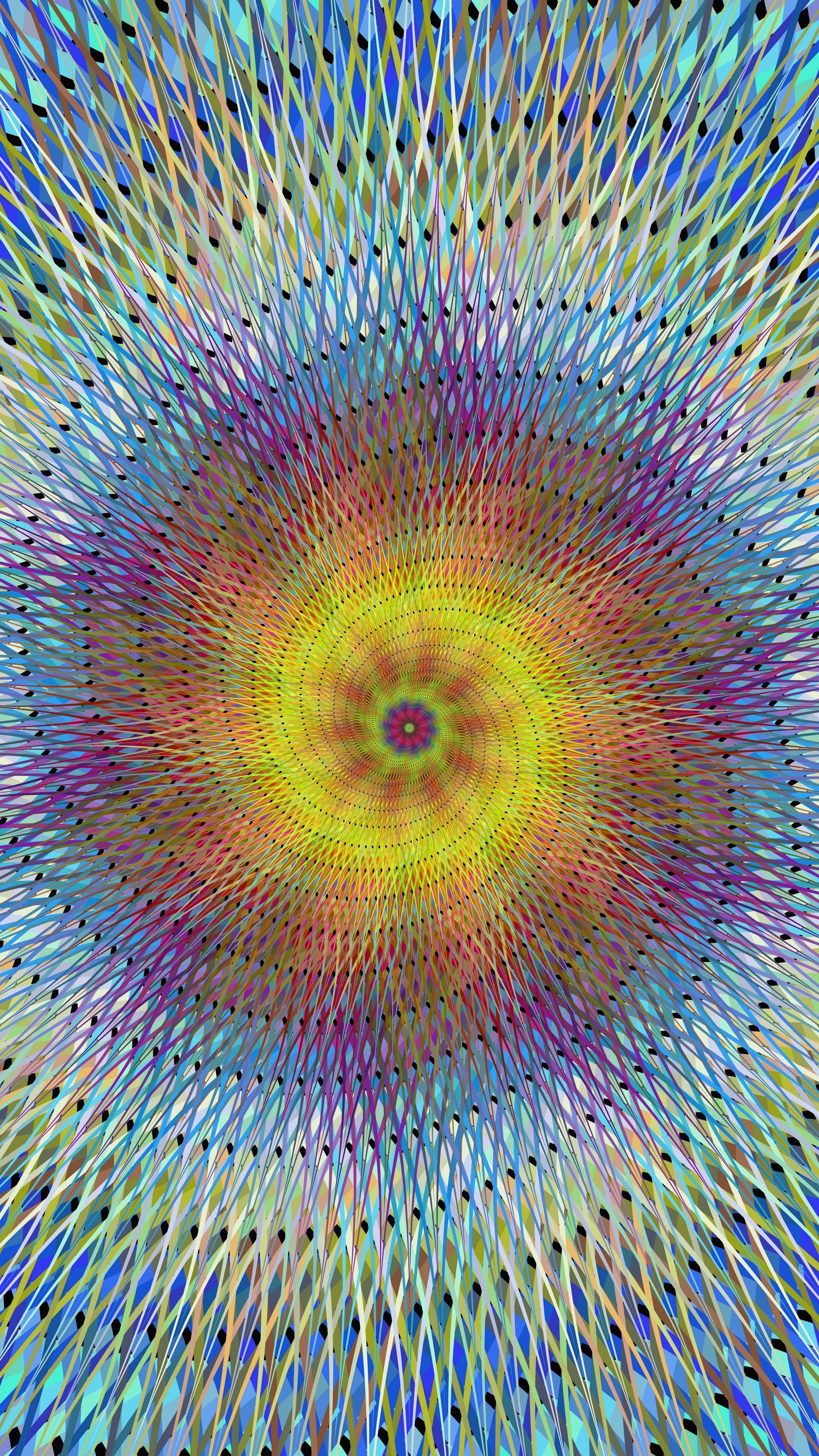 Colorful Vertigo #psicodelic #spiral #background #wallpaper   Wall ...