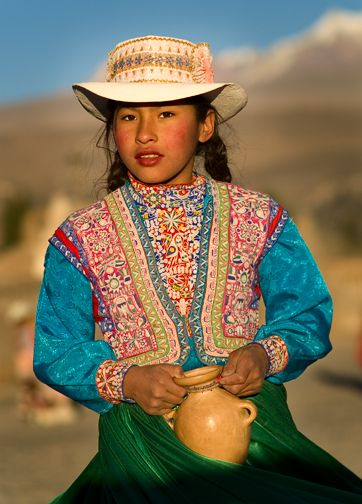 If I were going to be a missionary any where else, besides India, it would be to the indigenous people of Peru.    Image Via: Ra'uf Glasgow #Peru #Travel