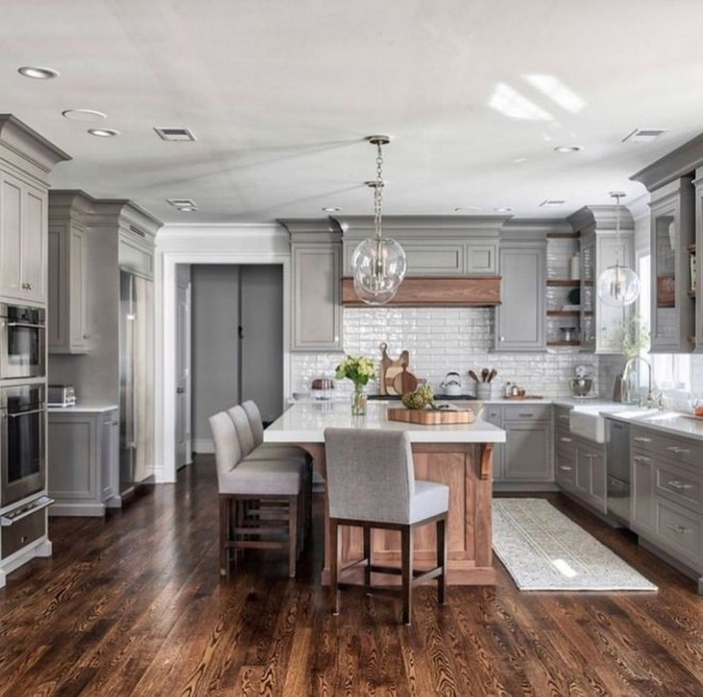 Stunning Rustic Kitchen Decorating Ideas Make You Like Cooking
