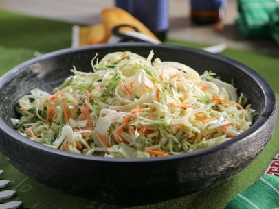 Italian fennel coleslaw recipe coleslaw valerie bertinelli and food network italian fennel coleslaw forumfinder Choice Image