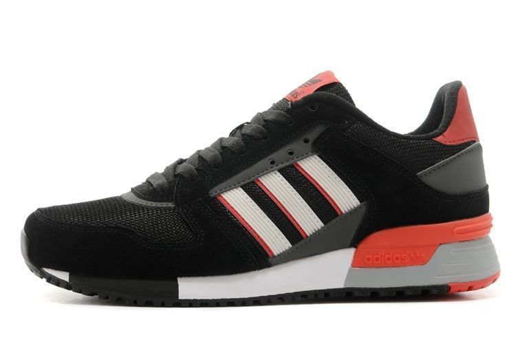 best service 520d5 8d482 ... cheap adidas originals zx 630 trainer black white red appropriate 6479c  b7016