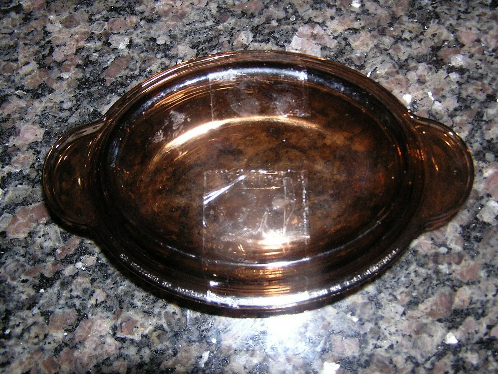 Corning Vision Ware Amber Grab it Bowls One Is Oval Casserole With Lids 15992 Corning Vision Ware Amber Grab it Bowls One Is Oval Casserole With Lids 1599 Waldorf Astoria...