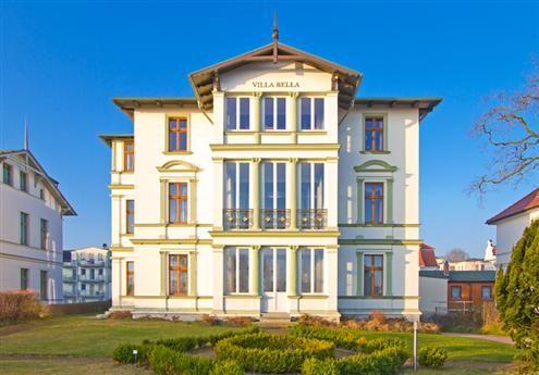 Villa Bella, Strandpromenade, Ahlbeck, Insel Usedom
