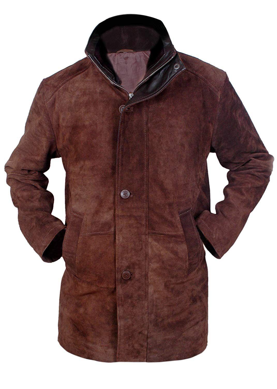 Flesh /& Hide F/&H Mens Terminator 2 Judgment Day Arnold Genuine Leather Jacket