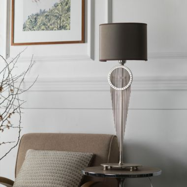 Luxury Table Lamps High End Swarovski Crystal Bronze Table Lamp