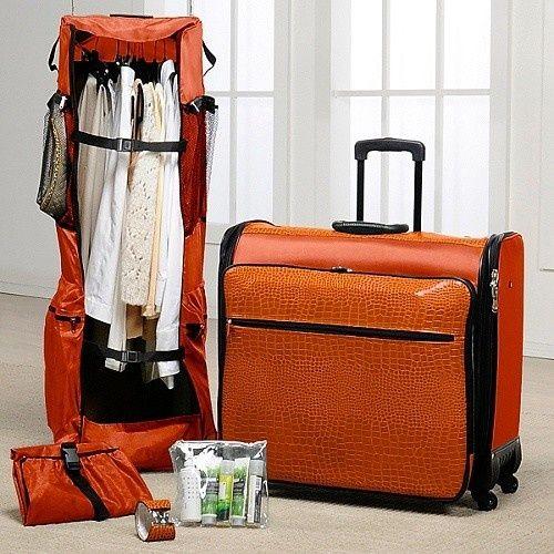 Joy Mangano Safari Luggage Collection