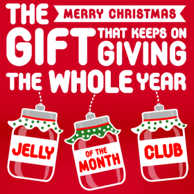 national lampoon s christmas vacation jelly of the month club - Jelly Of The Month Club Christmas Vacation