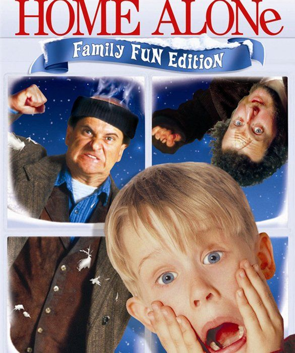 'Home Alone'Top 10 Family Christmas Movies