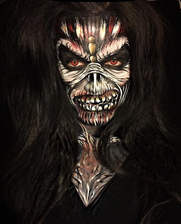 Pin by Kim Bray on Zombies Disney makeup, Makeup