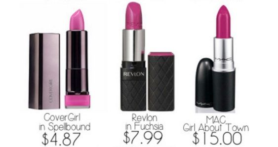 MAC Girl About Town Lipglass, Lipstick, Nail Lacquer ...   Mac Girl About Town Dupe