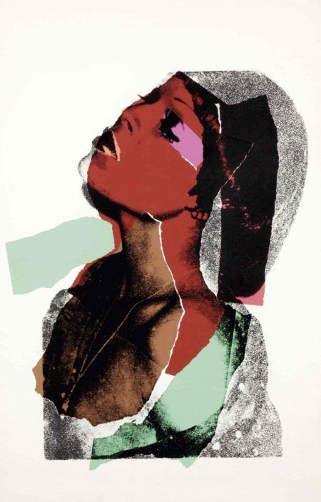 Andy Warhol | Ladies and Gentlemen 135 | 1975 | Hamilton-Selway