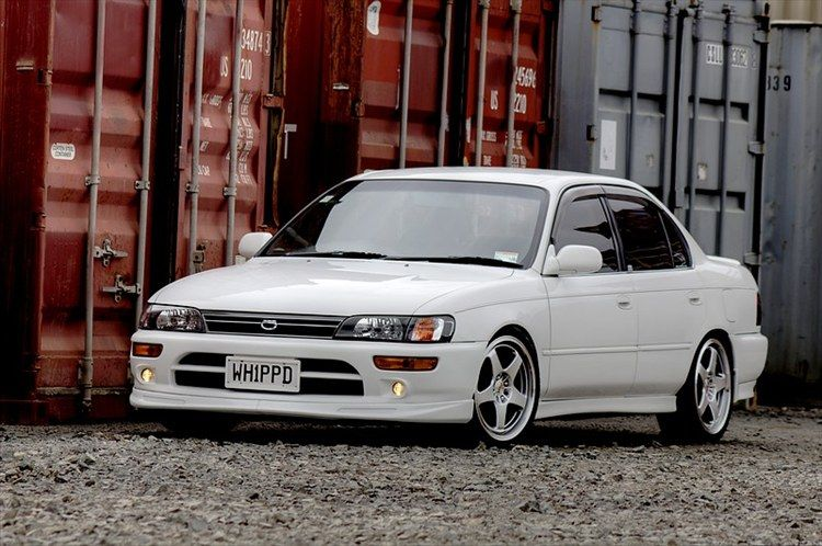 93 39 corolla from new zealand jdm ae100 jdm tuner. Black Bedroom Furniture Sets. Home Design Ideas