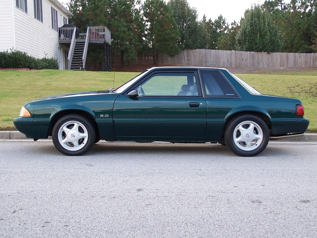 First car i bought 92 mustang lx 5 0 muscle cars mustang lx