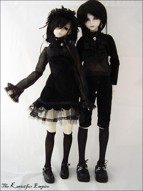 dollfies in love