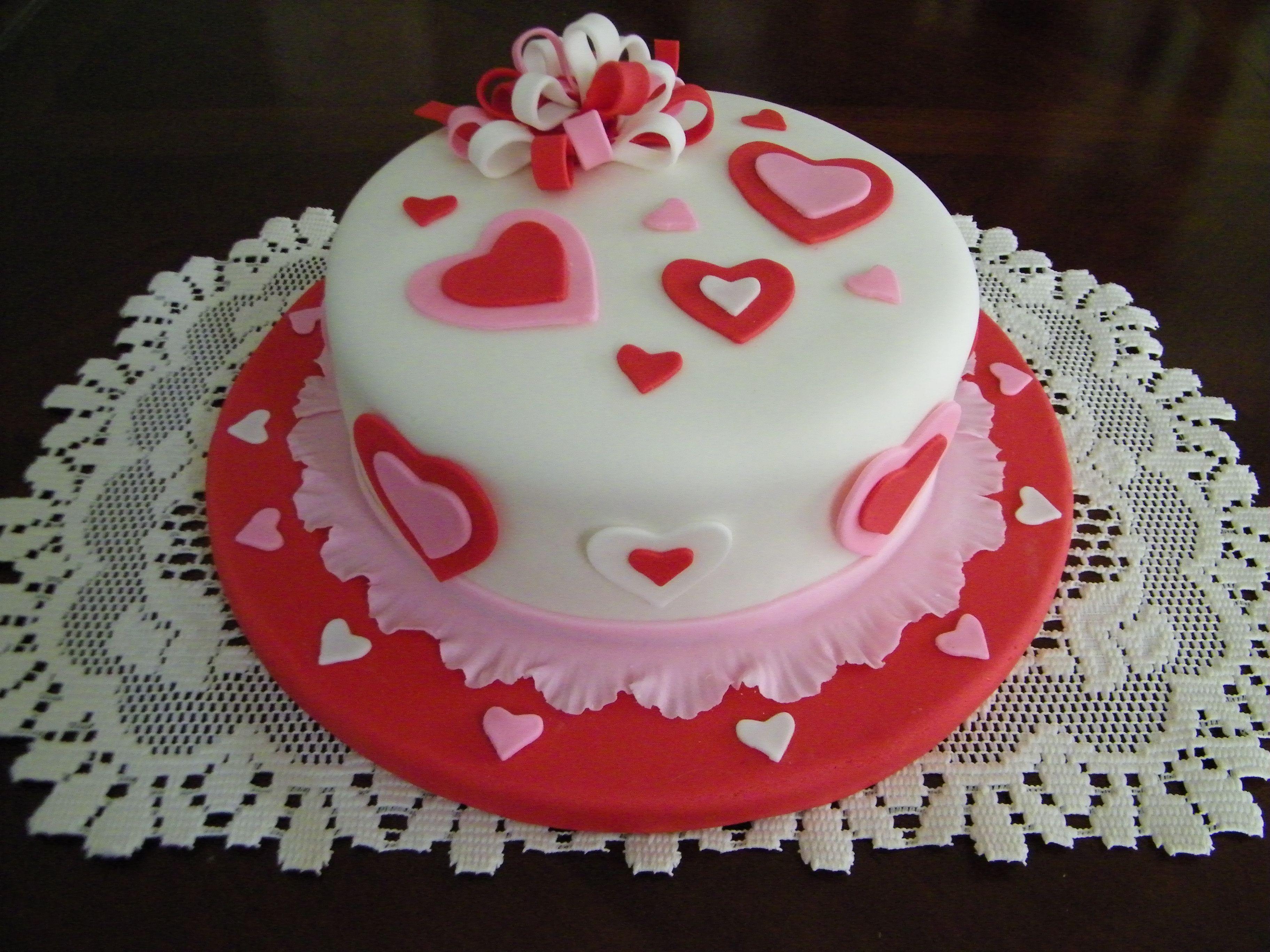 Valentine S Day Cake Torta De San Valentin Tortas Modelos De