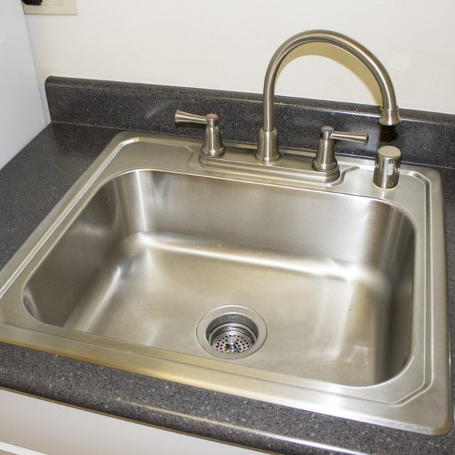 How to Paint a Kitchen Sink Sinks and Kitchens